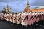 Марш в честь годовщины парада 1941 года на Красной площади