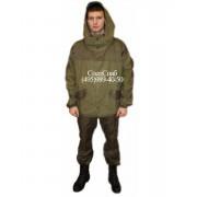 Костюм Горка 2 с накладками (куртка+брюки)