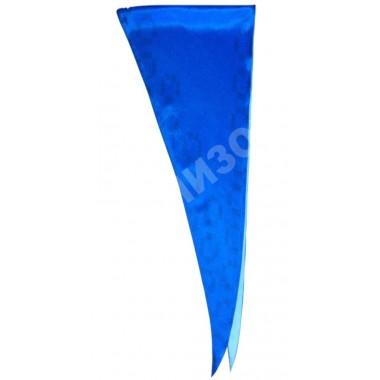 Платок шейный Юстиция синий