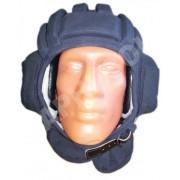 Шлем танковый зимний на натуральном меху
