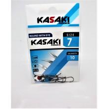 Крючки рыболовные KASAKI