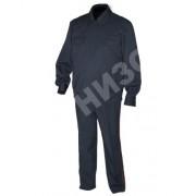 Костюм Полиция иссня-черный (куртка+брюки) облегч. тк. Габардин