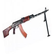 Списанный учебный ручной пулемет Калашникова (ВПО-914 РПК) Молот ОРУЖИЕ